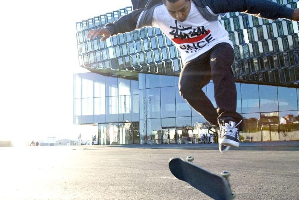 The Best Places For Skateboarding In Reykjavík