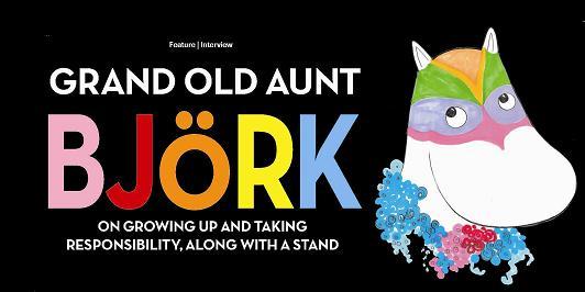Grand Old Aunt Björk