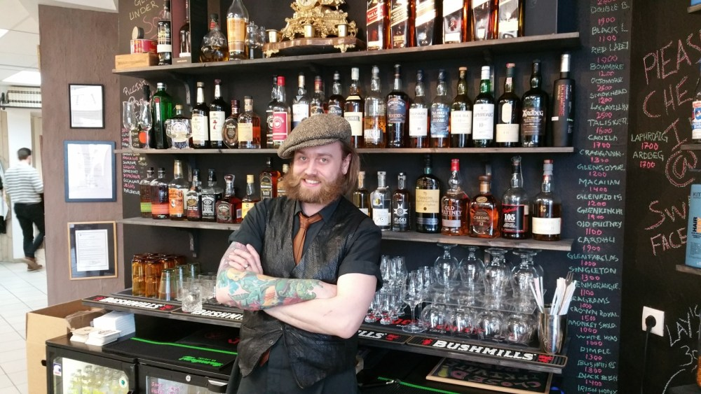 A Visit To Quest – Hair, Beer & Whisky Saloon
