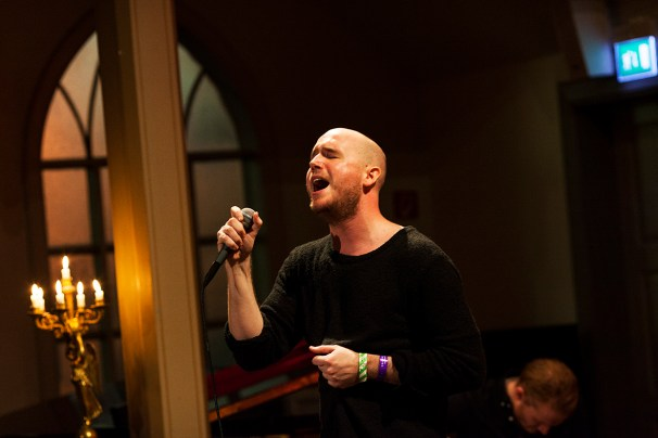Agent Fresco at Airwaves 2015 by Anna Domnick