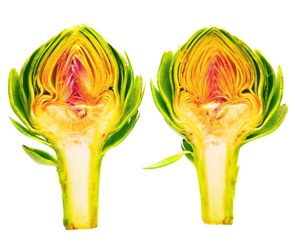 Missing In Iceland: Artichokes