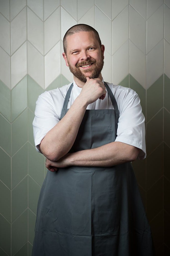 An Icelandic Chef In The Big Apple: Chef Gunnar Karl Alights at Grand Central