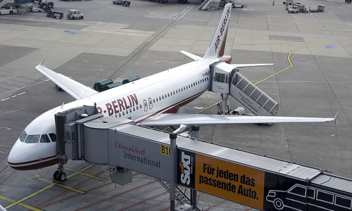 Air Berlin Cancel Flight To Iceland