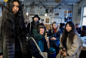 Lunch At Sea Baron With Bo Ningen, Jófríður And kimono's Alison