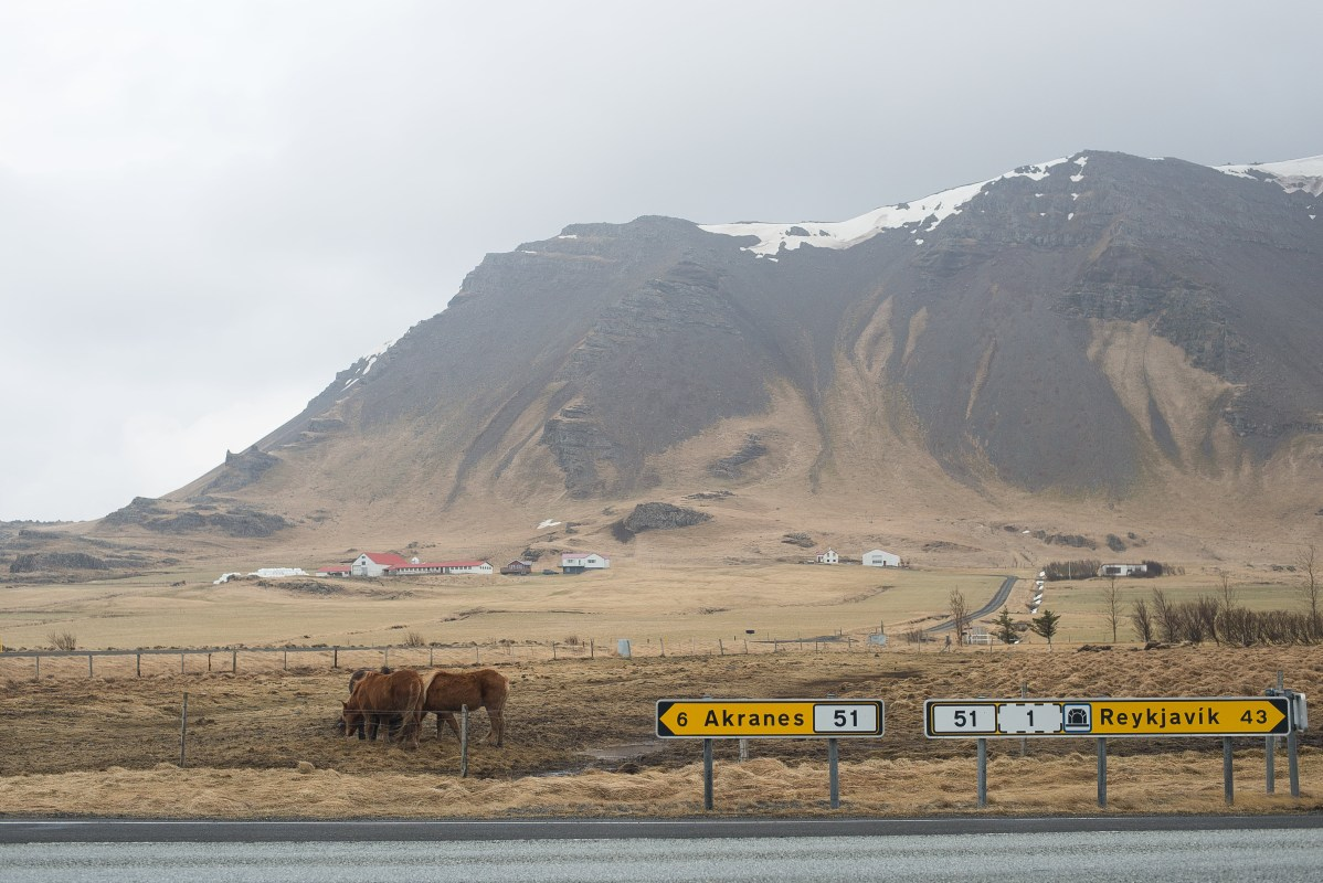 Akranes: The Great Unknown Across The Bay From Reykjavík