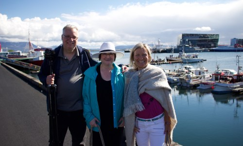 Humans of Reykjavík: Three Americans Here By Chance