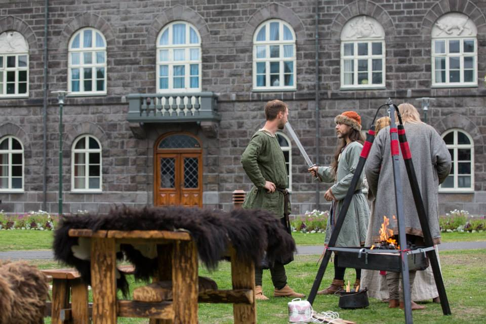 Icelandic Vikings: More Portlandia Than Pirate Paradise