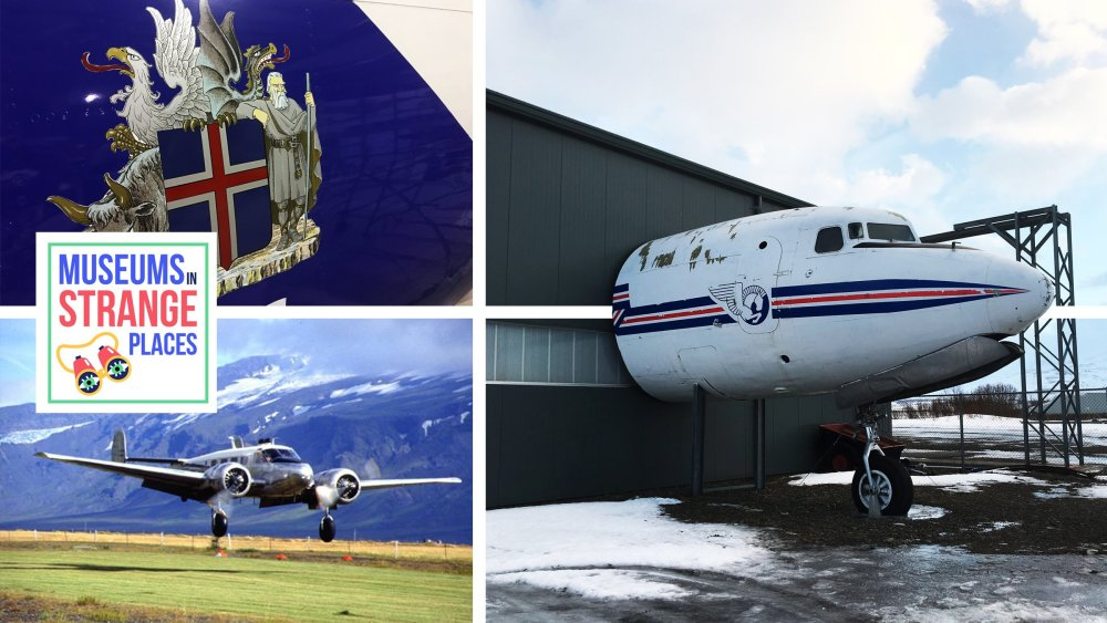 Museums in Strange Places Podcast #12: The Icelandic Aviation Museum