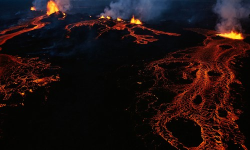 Helicopter Pilot Charged In Holuhraun Landing
