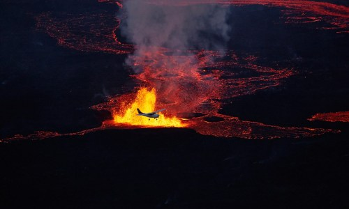 """Volcano Tourism"" A Growing Concern For Iceland"