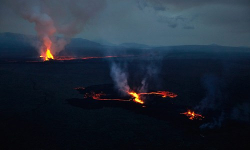 Volcanic Eruption May Have Encouraged Icelanders To Become Christian