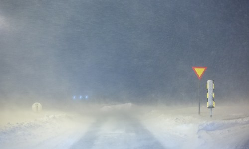VIDEO: #RVKSTORMPOCALYPSE Hits Iceland