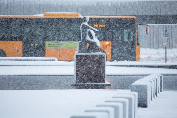 Art Bicnick Snowpocalypse