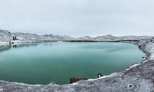 Green Lakes And Ghosts: A Day Exploring The Reykjanes Peninsula