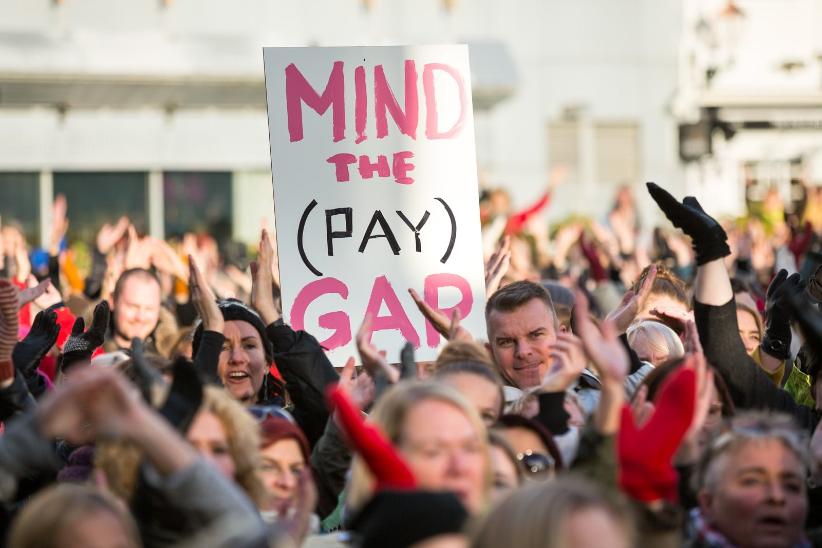 Iceland's Equal Pay Law Sets New World Standard