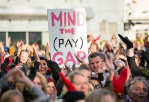 Ask A Sociologist: What Could Be The Next Step In The Struggle For Gender Equality?