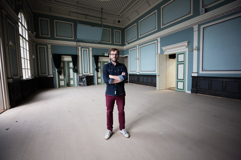 120-Year Old Theatre Iðnó Gets A Brand New Life