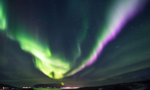 Excellent Night For Northern Lights Tonight (Clouds Permitting)