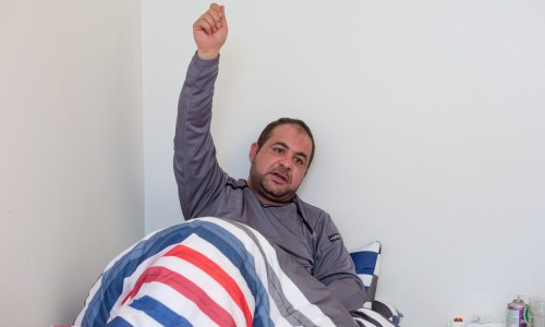 Hunger Striking Asylum Seeker Moved To Higher Security Location