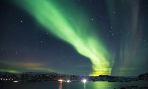 City Will Shut Off Streetlights For The Northern Lights