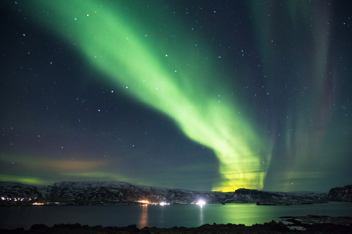 Travel News: Northern Lights, Viking Ships, Criminal Rubbish