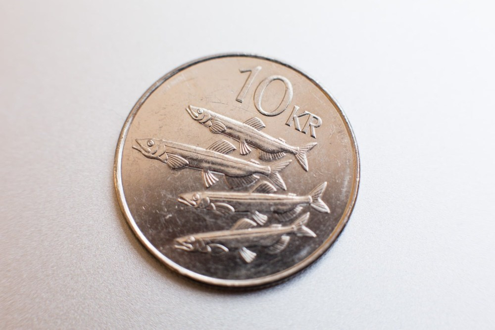 Show Me The Money: The 10 Króna Coin