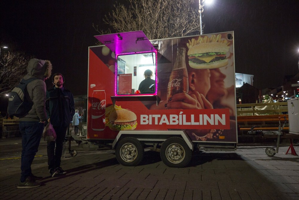 Icelandic Kebangover: Testing The Lækjartorg Food Trucks So You Don't Have To