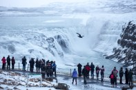 Gulfoss Golden Circle by_bicnick