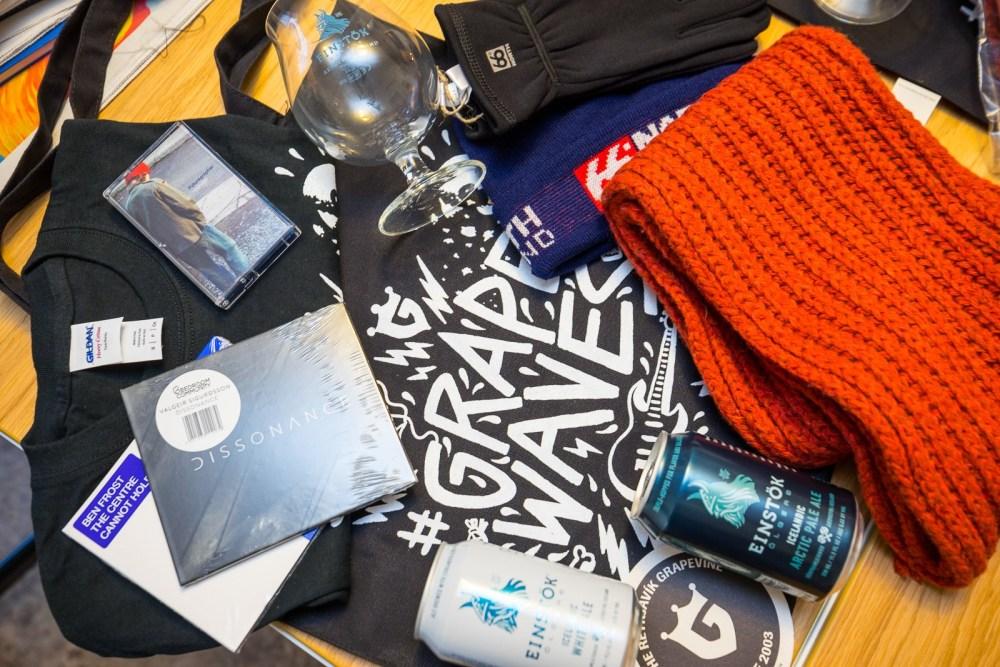 Grapewaves: Win The Ultimate Airwaves Goodie Bag!