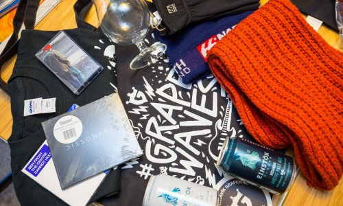 Grapewaves: Win The Ultimate Airwaves Goodie Bag!