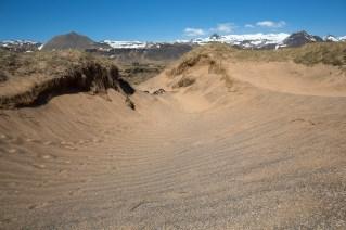 Dunes in Buðir