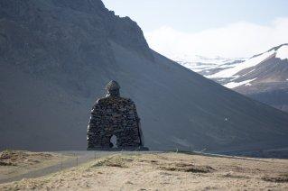 Bárðar Snæfellsáss Statue