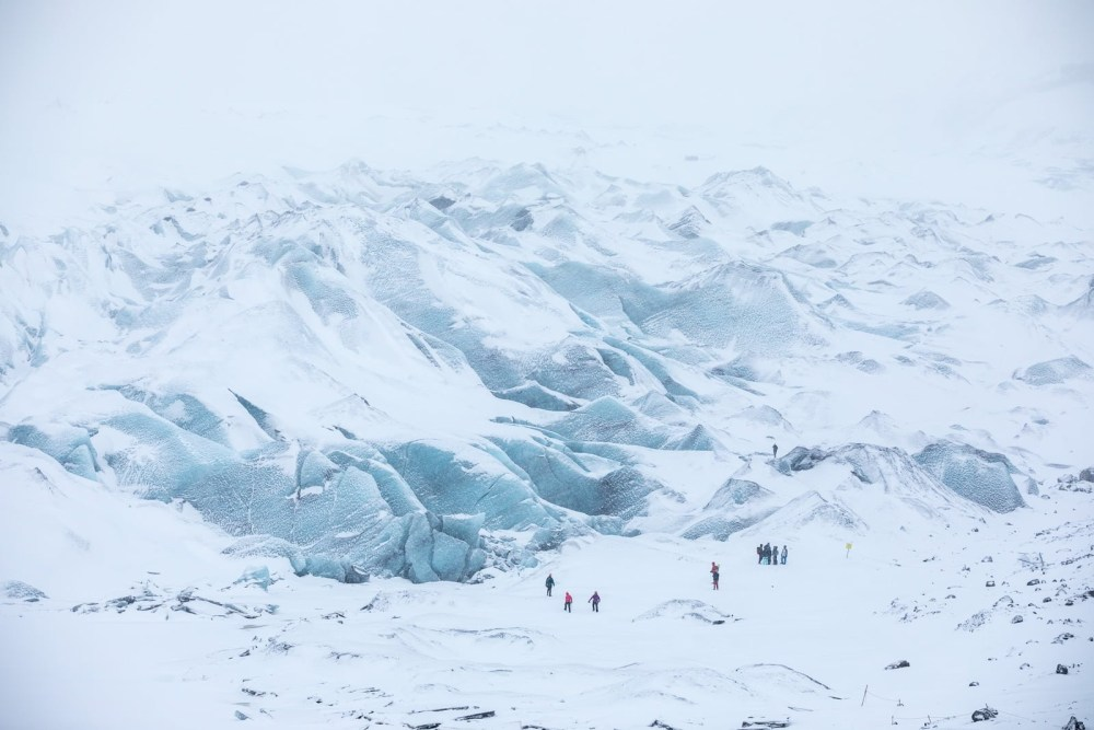 Ask A Glaciologist: Are Glaciers Melting Too Fast In Iceland?