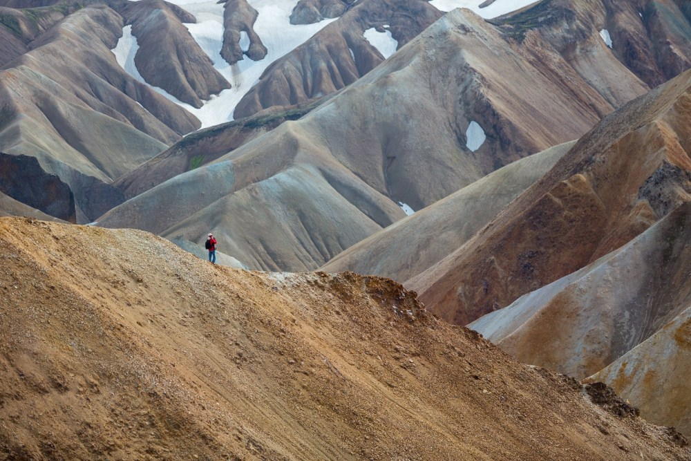 The Land Of Fire And Ice: Trekking Up To Landmannalaugar