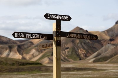 Landmannalaugar by Bicnick
