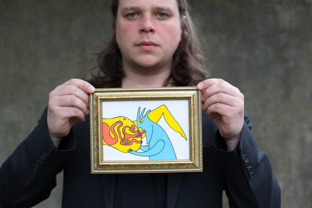 Artist Talk: Páll Ivan frá Eiðum