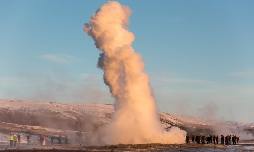 """Pink Geysir"" Artist Cleared Of All Charges"
