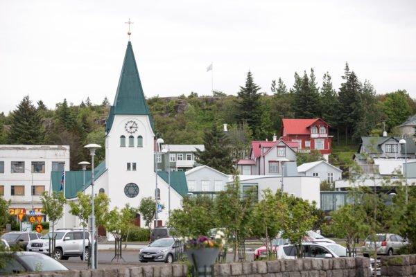 Hafnarfjörður by bicnick