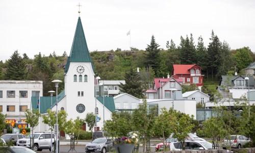 Meanwhile, In Hafnarfjörður: One Of Reykjavík's Neighbouring Towns