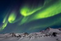 Aurora Borealis by Art Bicnick