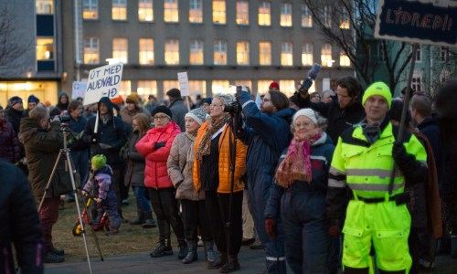 Most Icelanders Want A New Constitution
