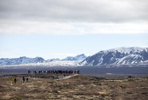 At The Law Court: The Magnitude Of Þingvellir's History