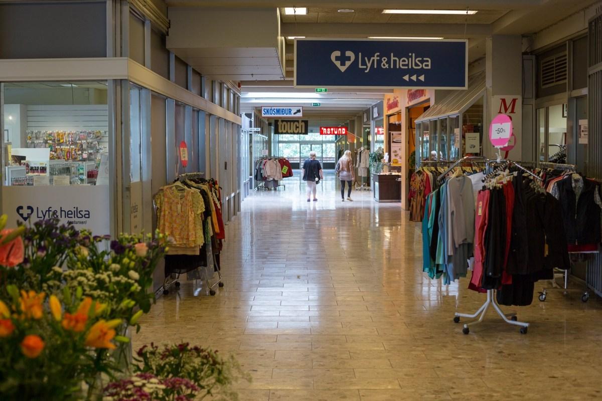 Icelandic Mini-Malls, Capitalism & The Human Condition