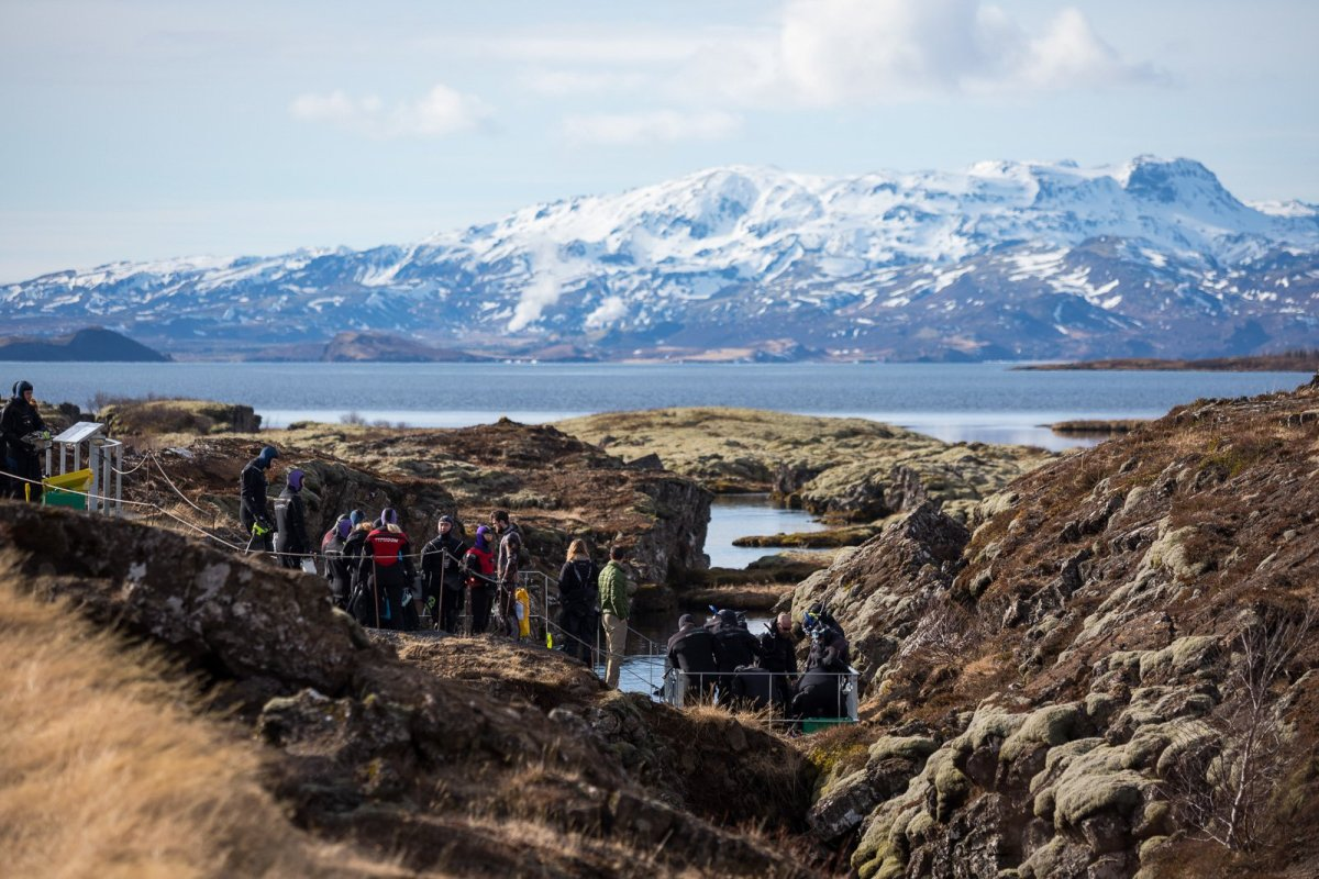 Right At The Fault Line: Wonders Of Nature At Thingvellir National Park