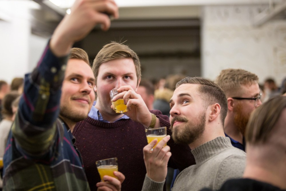 Hold My Beer: Brews, Bros, Beards and Business at the Icelandic Beer Festival