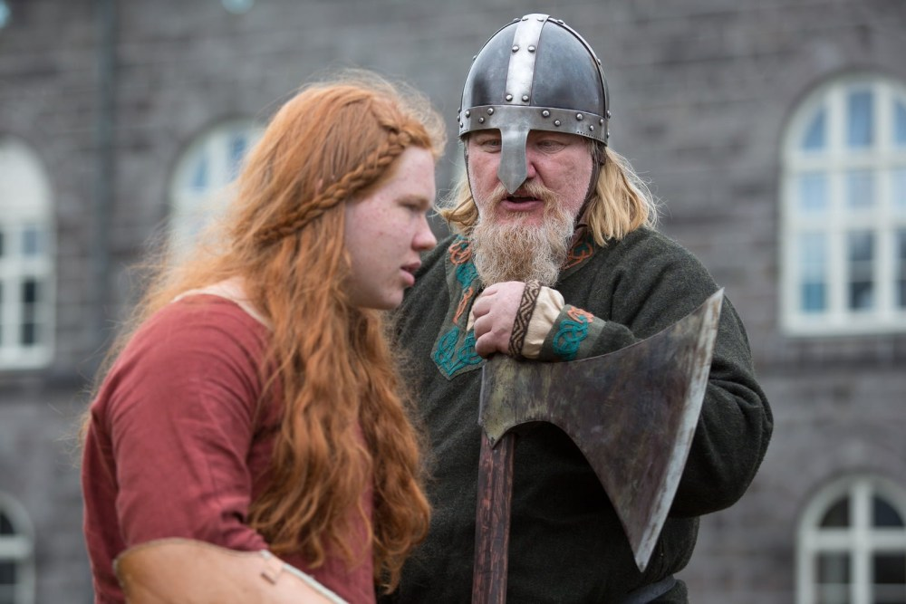 Modern Day Viking: Meet The Man Bringing The Past To Life