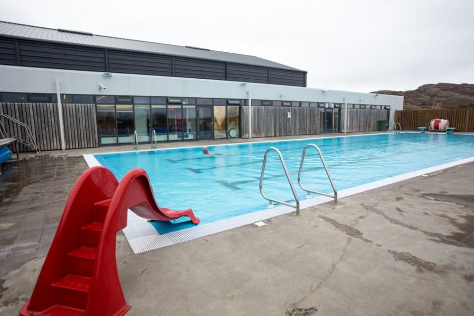 Hólmavík pool
