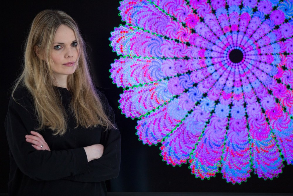 An Opal Universe: Dodda Maggý Makes Dreams Into Reality