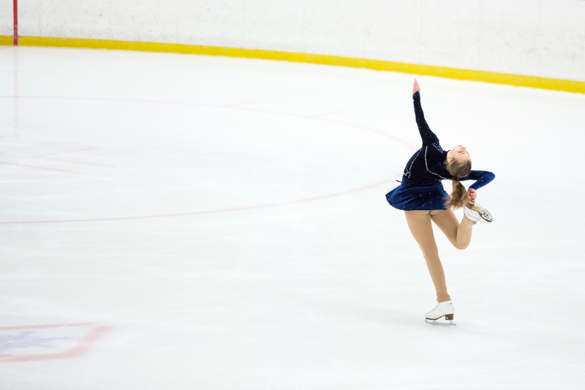 SPORTS: Figure Skating, Reykjavík International Games 2016