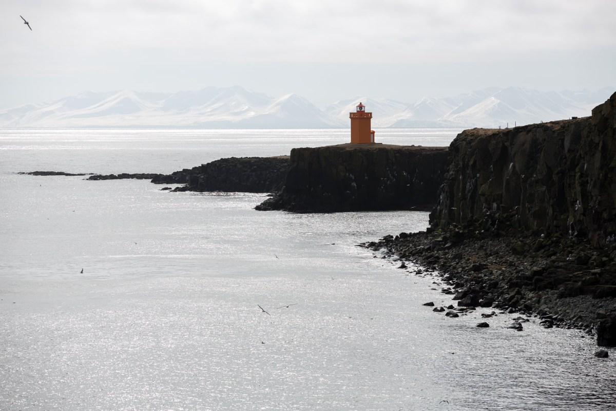 Living On The Edge: A Trip To Grímsey, Iceland's Arctic Island